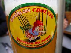 La Chouffe Houblon - quirky and delicious
