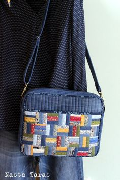 Sewing Bags Patterns Tote 56 New Ideas Bag Patterns To Sew, Tote Pattern, Denim Bag Patterns, Sewing Patterns, Patchwork Bags, Quilted Bag, Diy Bags Purses, Fabric Bags, Fabric Basket