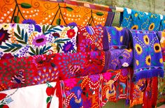 BEAUTIFUL MAYAN CRAFTS FROM MEXICO