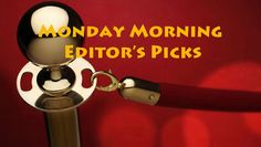 Monday Morning Editors Picks - Everything About Character Development... plus a FREE download - Script Magazine