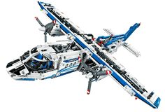 I want to get this Lego airplane for my birthday or Christmas. I has many cool real world features. It is motorized.