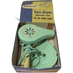 Handy Hannah Hair Dryer in Box - b173