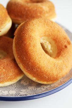 Baked Donut Recipe - perfect for my baby donut maker!