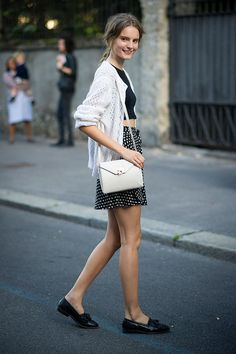 Street style semana de moda en Milan primavera verano 2014 Moda en la calle | Galería de fotos 50 de 64 | Vogue México