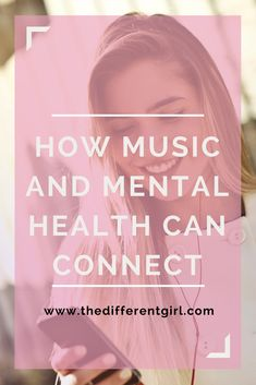 How music and mental can connect | the benefits of music on your mental health | Ameryn Peters | Plasters for Hearts | The Different Girl | Christian Blogger | Christian Encouragement | worship music | Christian Music | How to improve your mental health