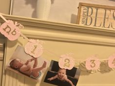 Excited to share this item from my shop: 12 Month Photo Banner, First Birthday Decorations, First Birthday Girl, Pink snd Gold Birthday. Fall Birthday Decorations, Pumpkin Birthday Parties, Pumpkin 1st Birthdays, Pumpkin First Birthday, Happy 1st Birthdays, First Birthday Parties, Birthday Ideas, Pumpkin Decorations, Birthday Gifts