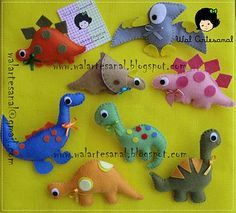 dinosaurs - http://www.diyprojectidea.net/dinosaurs