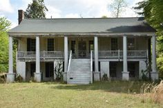 17 Staggering Photos Of Red Doe, An Abandoned Plantation In South Carolina