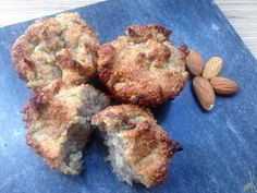 Almond Muffins, Whole Food Recipes, Vegetarian, Vegan, Cooking, Breakfast, Blog, Kitchen, Morning Coffee