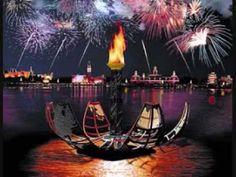 Walt Disney World music- Epcot Illuminations show soundtrack