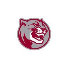 Benton Panthers Concept Logos on Behance