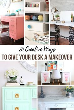 20 Creative Ways To
