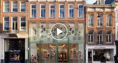 Magnífico Timelapse Mostra Como Foi Construída A Fachada De Edifício Com Tijolos De Vidro http://www.funco.biz/magnifico-timelapse-mostra-construida-fachada-edificio-tijolos-vidro/