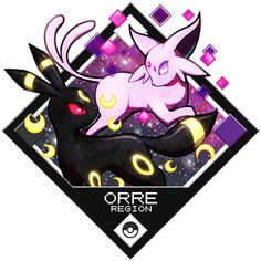 (BONUS) Pokemon - Orre Region by Quas-quas.deviantart.com on @DeviantArt