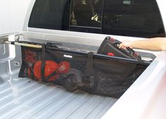 Truck racks are an ideal truck bed accessory that give you extra room for packing cargo.  #tools #fix #awesome_idea