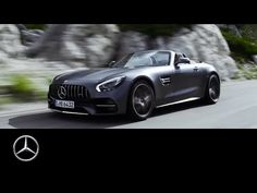 The new Mercedes-AMG GT Roadster and Mercedes-AMG GT C Roadster. - Mercedes-Benz