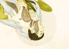 """no title"" by mojo wang, via Behance"