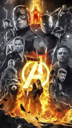 Marvel artist reveals a haunting, unused 'Avengers: Endgame' poster design - - BossLogic partnered with Disney to create one of the most iconic 'Avengers: Endgame' movie posters. Here's the version he didn't use. Marvel Comics, Marvel Avengers Movies, Avengers Poster, Avengers Characters, Marvel Films, The Avengers, Marvel Art, Marvel Heroes, Marvel Funny