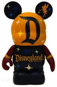 DRI - Disneyland D Logo