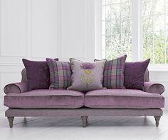 Artemis Highlands 3 Seater Sofa - Voyage Maison Furniture