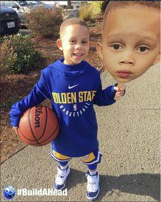 Make a custom head in minutes, ships next day!   #basketball #goldenstate #nba #bigheads #biggestfan #teammom #BuildAHead