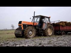 The Best Of i ciągnik który nie doczekał wiosny Tractors, Good Things, Vehicles, Youtube, Rolling Stock, Vehicle, Tools