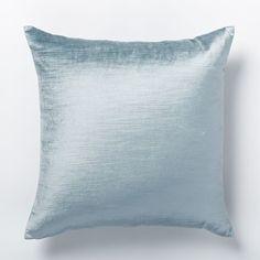 Cotton Luster Velvet Pillow Cover