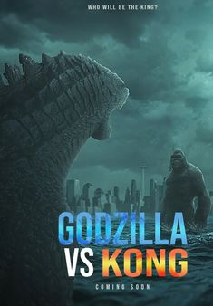 'Godzilla Vs Kong' - One will fall. Legends collide as Godzilla and Kong, the two most powerful forces of nature, clash in a spectacular battle for the ages. 2020 Movies, Hd Movies, Movies To Watch, Movies Online, Disney Movies, Comedy Movies, Scary Movies, Horror Movies, King Kong Vs Godzilla