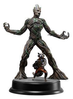 Nuevas maquetas de Guardianes de la Galaxia de Dragon Models –...
