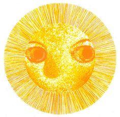 here comes the sun ♥ Sun at Last by Jan Kudláček (1974)