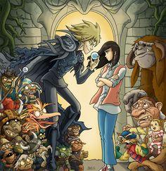 Labyrinth Tribute by PK-Artist