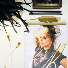 We love Brass: http://www.fermliving.com/webshop/shop/brass.aspx