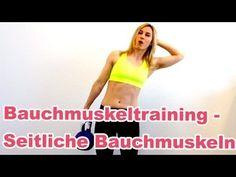 Bauchmuskeltraining - Die effektivste Übung um den Bauch weg zu bekommen - YouTube