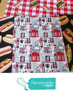 Weekend Cookout Reversible Placemats, Set of 4 from ColdStreamCrafts http://www.amazon.com/dp/B015UX8GIE/ref=hnd_sw_r_pi_dp_qTmuwb0CBWFA2 #handmadeatamazon