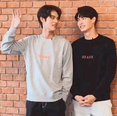 Meant To Be Together, Cute Gay Couples, Thai Drama, My Soulmate, Asian Boys, My Heart Is Breaking, My Man, Husband, Bright