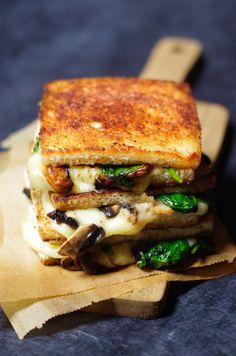 Croque monsieur végétarien, la recette - Blog Pourdebon