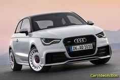 Car Video Action: 2011 Audi A1 Clubsport Quattro