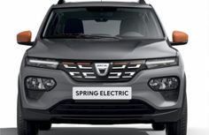 Dacia Spring: 100% electric car with 44hp and 280km of autonomy |Electric Cars|Electric Hunter Electric Cars, Vehicles, Cars, Vehicle