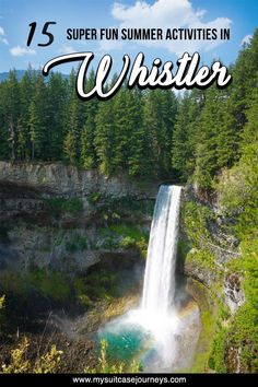 Whistler is just as beautiful in the summer as is in the winter. Not to mention,… Whistler is just as beautiful in the summer as is in the winter. Not to mention, warmer days means more fun outdoor activities to try! Fun Outdoor Activities, Fun Summer Activities, Outdoor Fun, Outdoor Travel, Whistler, Canada Summer, Canada Eh, Columbia Outdoor, Summer Bucket Lists