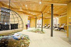 Spa im Wellnesshotel Rieser am Achensee