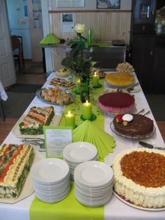 Projects To Try, Table Settings, Food And Drink, Table Decorations, Baking, Dinner, Google, Party, Confirmation