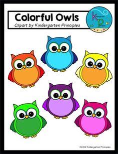 Precut Planners Animals Cute Owls Pirate Fun Owl Cartoons Stickers Scrapbook