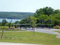 The Gardens / Anyela's Vineyards - Finger Lakes Region, New York