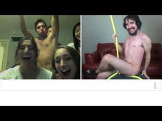 "This Man's Chatroulette Recreation Of ""Wrecking Ball"" Is Pure Genius"