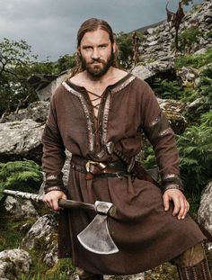 how to dress like rollo - Google Search