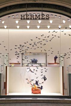 """birdcagewalk:  daydreamer0207:(vía """"EL DON DEL TIEMPO"""" HERMÈS Y LAS GOLONDRINAS)"""