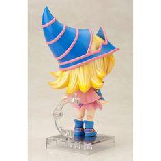 Cu-poche Yu-Gi-Oh! Duel Monsters Non Scale pré-pintados PVC Figura: Black Magician Girl