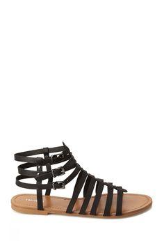 c35c2ac7dc1d Forever 21. Black Gladiator SandalsShoes ...