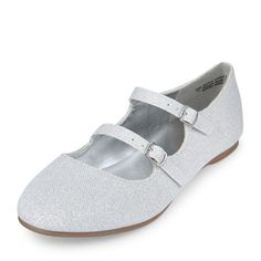 Girls Double-Strap Avery Flat   The Children's Place