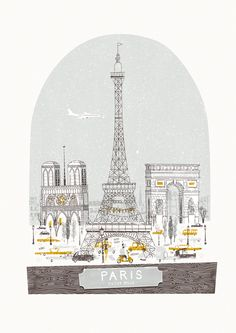 Paris, Petite Belle by Johnny Kotze